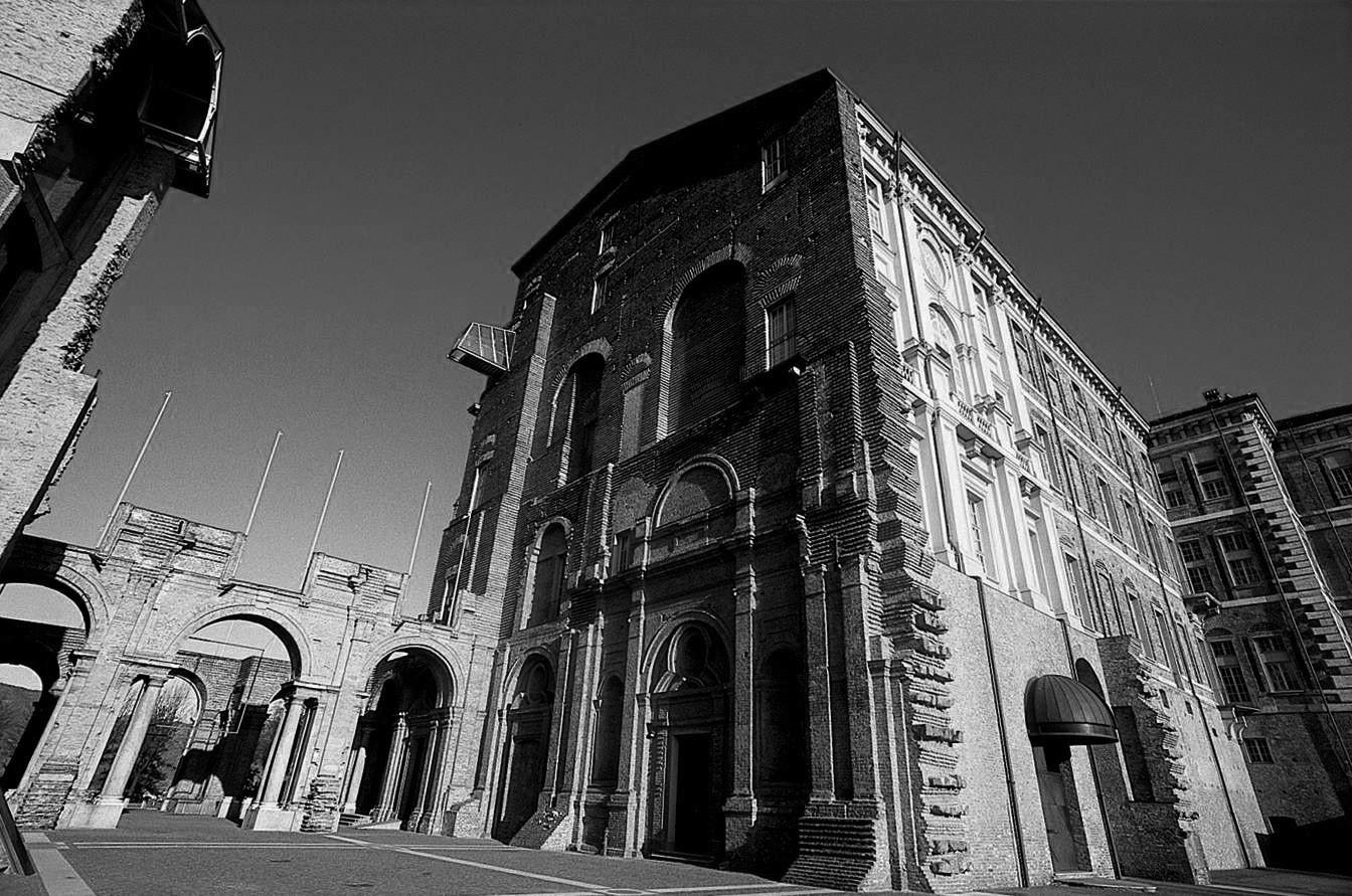 Castello di Rivoli, dont Ida Giannelli fut directrice de 1990 à 2008.