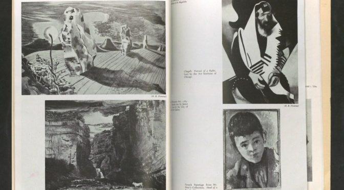 Les Bulletins de musées à la Bibliothèque Kandinsky