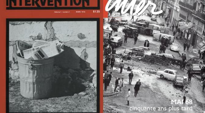 Richard Martel et les 40 ans de la revue «Inter, art actuel»